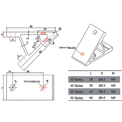bracket  u2013 hoonly aluminium profile