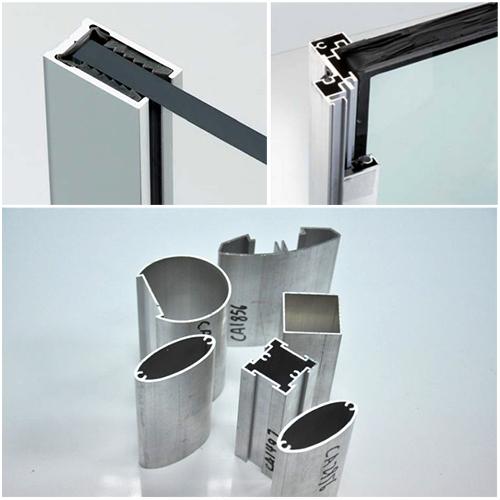 Aluminium Window & Door & Partition – HOONLY Aluminium Profile