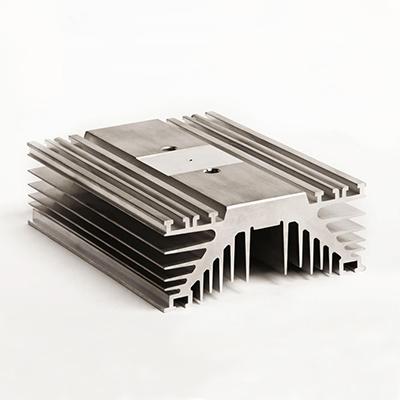 Extruded Aluminium Heat Sink Hoonly Aluminium Profile