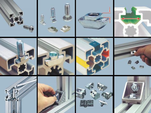Преимущества алюминиевого профиля для окон