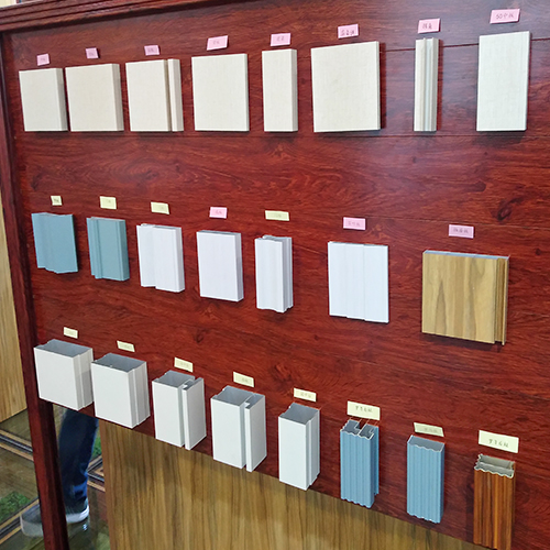 Aluminium Profile Of Cabinet