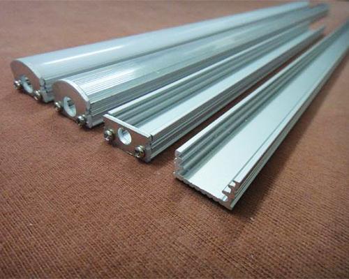 Aluminium Profile Chemical Polishing Defects