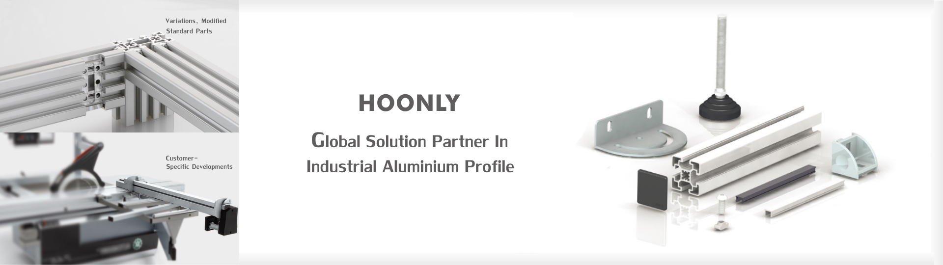 HOONLY Aluminium Profile – The Best Aluminium Extrusion Supplier